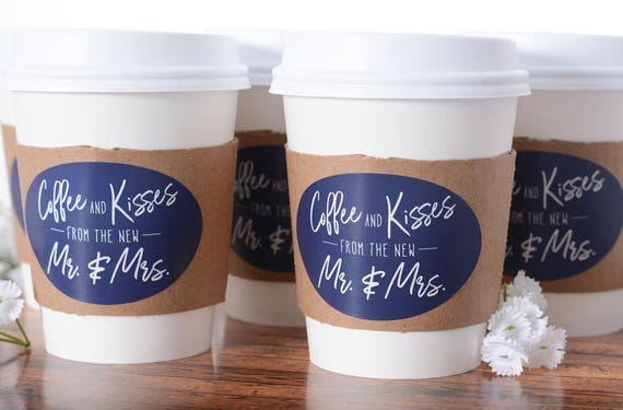 wedding coffee cups - wedding coffee bar - hot chocolate bar - beverage supplies