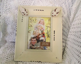 Jack a lope picture frame