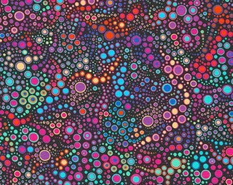AAQ-17062-201 JEWEL by Amelia Caruso from Effervescence- 2017 release -in stock- by the yard -Robert Kaufman