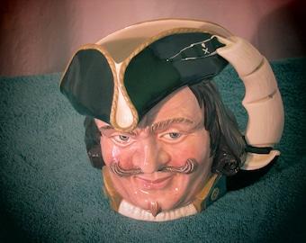 Captain Henry Morgan large Tobi Mug