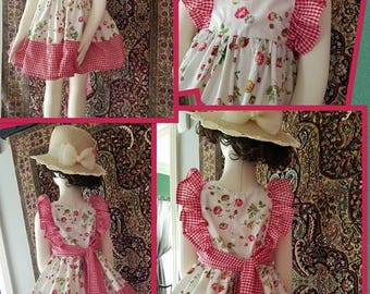 Sweetest ruffled 4/5t dress