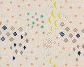 Cotton + Steel - Alexia Abegg - Sienna - Moonlight Natural