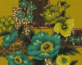BARK CLOTH - Ella Blue - Outback Wife by Gertrude Made - Rachael - Tan