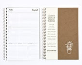 2018 / 2019 Academic Planner   Weekly & Monthly Planner   SMALL   12 Months   Eco-Friendly Agenda