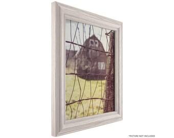 craig frames 12x12 inch whitewash picture frame wiltshire 1265 wide 440ww1212 - Whitewashed Picture Frames