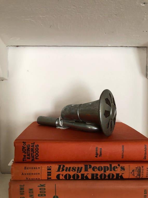 Vintage Metal Horn