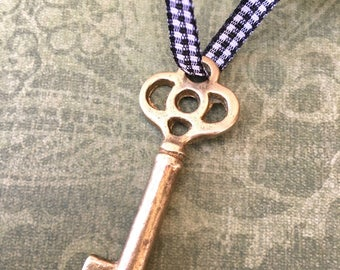 Handsome Victorian Brass Key