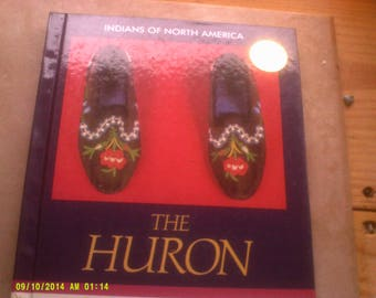vintage book...The Huron.. hard cover and is in great condition!