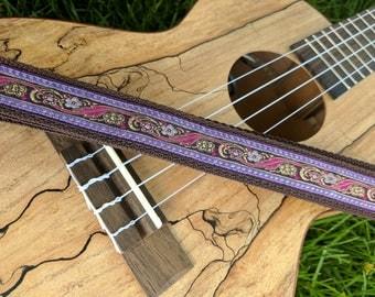 Custom Ukulele Strap