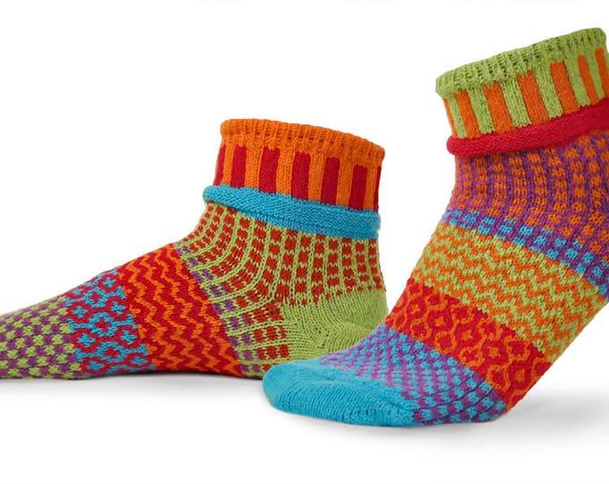 Solmate Socks - Primrose Anklet Socks