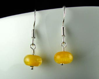 Petite Glass Earrings