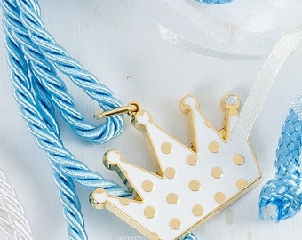 Baptism favors 10pcs-Boy bonboniere-BoyBaby shower gift-Greek Christening favors-Greek baptism favor- Luxury Baptism favors-nurcery decor