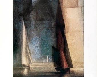 Lyonel Feininger-Stiller Tag am Meer Ill-1985 Poster