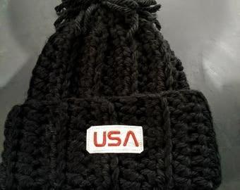 Chloe Kim Olympic Snowboarding Inspired Hat