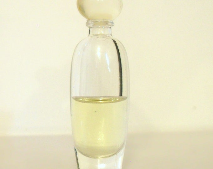 Vintage 1990s Pleasures by Estee Lauder 0.12 oz Pure Parfum Mini Miniature PERFUME