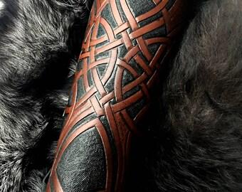 Celtic leg armor,larp,larper,larping,costume,medieval,viking,fantasy,cosplay,greaves,greave,men,women