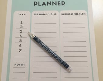 One A Day Planner