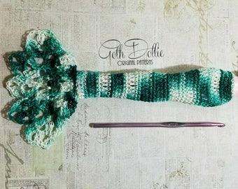 PDF/Ebook PATTERN: MHD Crochet Mermaid Tail (Simple) by GothDollie