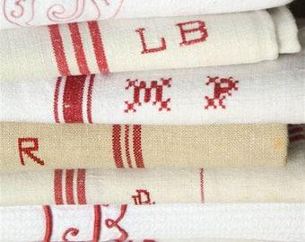 Pair Of Vintage Kitchen Towels