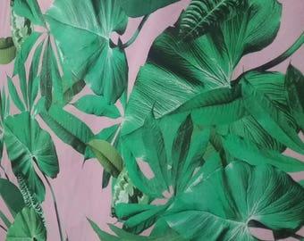 Floral Silk Chiffon - 54'' Wide per Yard