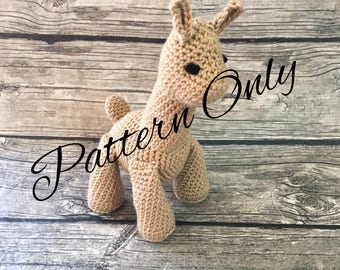 Crochet pattern, Llama Amigurumi Pattern, Crochet llama Pattern, no drama llama, Crochet Amigurumi pattern, llama pattern, crochet llama