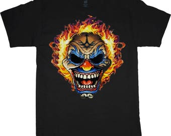Scary Clown decal shirt