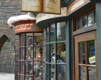 Hogsmeade Shops