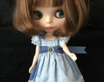 Dress and pants for Blythe or Pullip