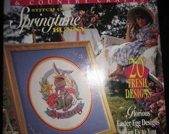 Better Homes & Gardens Cross Stitch and Country Crafts March/April 1994