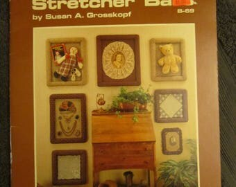 Fabric Frames  from Stretcher Bars