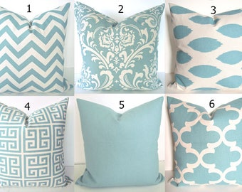 BLUE THROW Pillows Navy Blue Throw Pillows Blue Pillow Covers