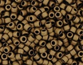 15/0 Matte Dark Copper Toho Glass Seed Bead - 3934 - Toho 15-702 - Toho 702 -  15/0 Seed Beads - Matte Dark Copper - 5 Grams