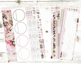 A Great Love Notes Pages Planner Sticker Kit