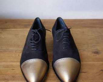 Vintage 1990s Jil Sander Stylish Shoes Made In Italy
