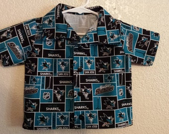 San jose sharks kids