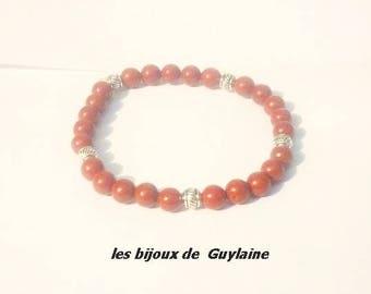 bracelet jasper
