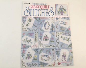 Crazy Quilt Stitches, Embroidery, Crazy Quilt Pattern, Embellishments, Flower Pattern, Quilt Pattern, Advanced Quilting, Advanced Embroidery