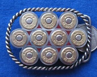 45 Casing Belt Buckle
