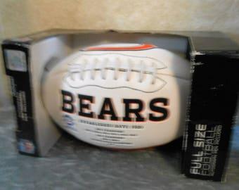 1986 Super Bowl XX Chicago Bears Football