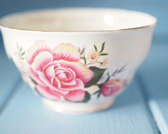 Colclough bone china sugar bowl