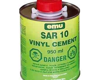 Sar 10 Vinyl Cement 950Ml