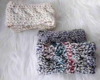Winter Cable Headband