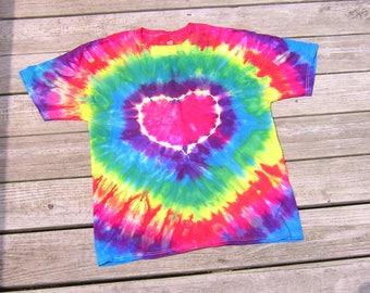 Rainbow  Heart Tee-shirt