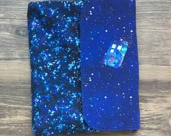 Watercolor Tardis • Tablet Case