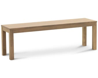 Parsons Dining and Entryway Bench