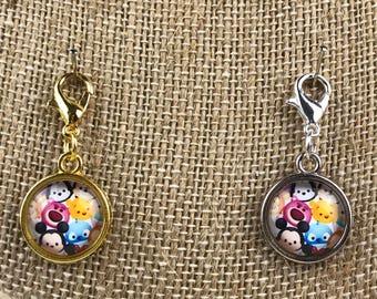 Planner Charm - Disney Inspired Tsum Tsum Planner Jewelry, Accessories