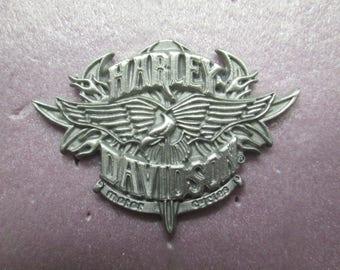 harley davidson eagle pin vintage 2005