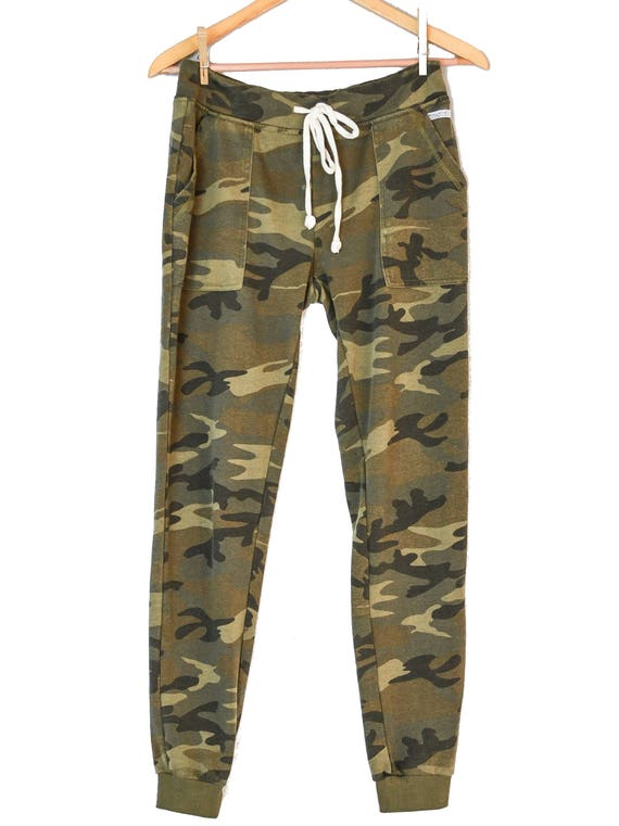 Ultimate French Terry Joggers - Camo