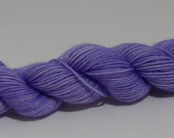 Lavender Mini Skein