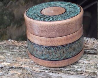 Ring box.trinket box.